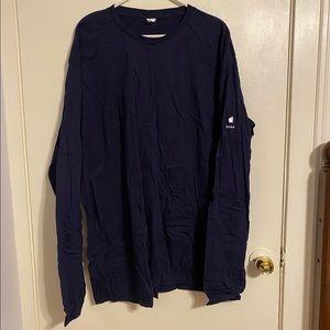 Other - Apple Store Employee Genius long sleeve shirt 4XL
